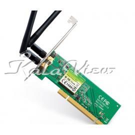 کارت شبکه شبکه Tp link TL WN851ND 300Mbps Wireless N PCI Adapter