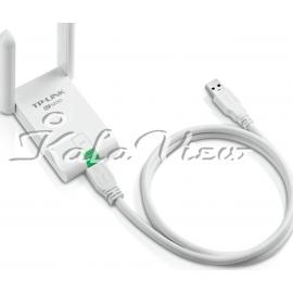 کارت شبکه شبکه Tp link Archer T4UH High Gain Wireless Dual Band USB Adapter