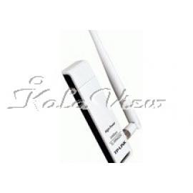 کارت شبکه شبکه Tp link TL WN422G 54Mbps High Gain Wireless USB Adapter