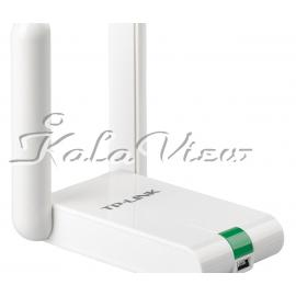 کارت شبکه Tp link WiFi USB With 2 Anntena
