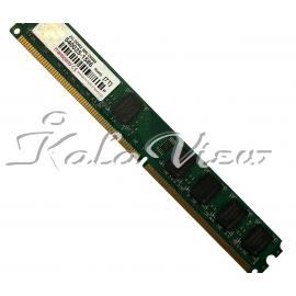 رم کامپیوتر Transcend DDR2( PC2 ) 800( 6400 ) 2GB CL6 Single Channel DIMM