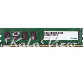 رم Apacer Unb Pc3 12800 Cl11 4Gb DDR3 1600Mhz U Dimm
