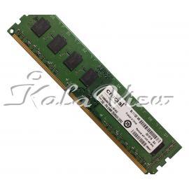 رم Crucial DDR3 1600Mhz 12800 2Gb