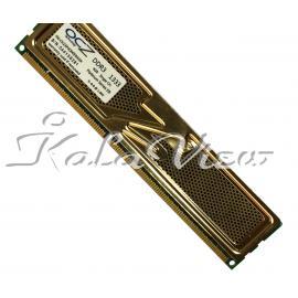 رم کامپیوتر Ocz Platinum DDR3( PC3 ) 1333( 10600 ) 4GB Cl9 Single Channel