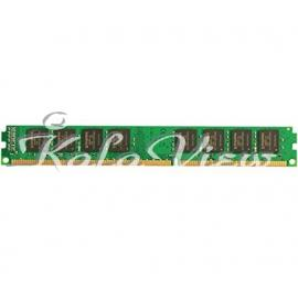 رم کامپیوتر Kingston Value DDR3( PC3 ) 1600( 12800 ) 4GB Cl11 Single Channel