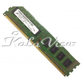 رم کامپیوتر Micron DDR3( PC3 ) 1333( 10600 ) 2GB 240Pin