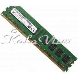 رم Micron DDR3 12800 1600Mhz 4Gb