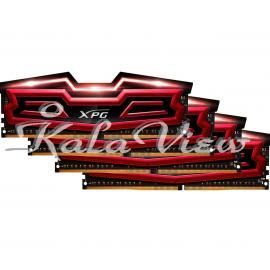 رم کامپیوتر Adata Dazzle Dz1 DDR4( PC4 ) 2400( 19200 ) 64GB Cl16 Quad Channel