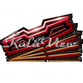 رم Adata Xpg Dazzle DDR4 2400Mhz Cl16 Quad Channel 32Gb