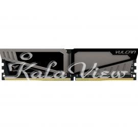 رم کامپیوتر Team Group Vulcan DDR4( PC4 ) 2400( 19200 ) 8GB Cl14 Single Channel