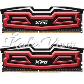 رم کامپیوتر Adata Xpg Spectrix D40 DDR4( PC4 ) 3000( 24000 ) 16GB Dual Channel