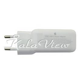 شارژر لپ تاپ اپل 14.5ولت 2آمپر