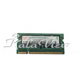 رم لپ تاپ Hynix DDR2( Pc2 ) 667( 5300 ) 2Gb
