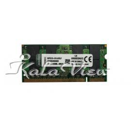رم لپ تاپ Kingston DDR2( PC2 ) 800( 6400 ) 2GB