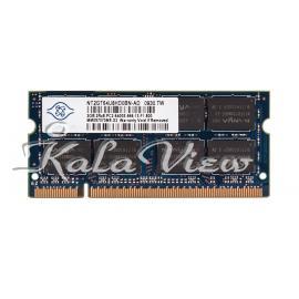 رم  لپ تاپ Nanya DDR2( PC2 ) 800( 6400 ) 2Gb
