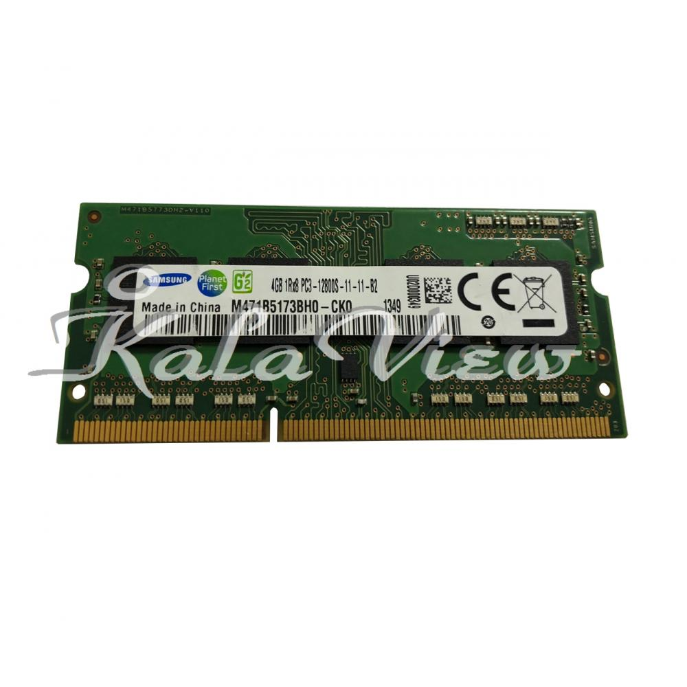 رم لپ تاپ Samsung DDR3( PC3 ) 1600( 12800 ) 4GB CL11