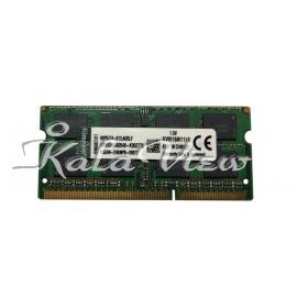 رم لپ تاپ Kingston DDR3( PC3 ) 1600( 12800 ) 4GB