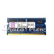 رم لپ تاپ Kingston DDR3 ( PC3 ) 1333( 10600 ) 4GB