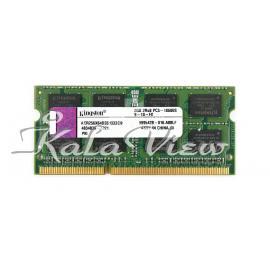 رم  لپ تاپ Kingston DDR3( PC3 ) 1333( 10600 ) 2Gb