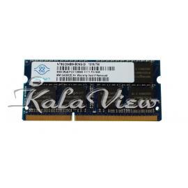 رم لپ تاپ Nanya DDR3( PC3 ) 1600( 12800 )8GB