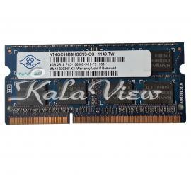 رم لپ تاپ Nanya DDR3( PC3 ) 1333( 10600 ) 4GB