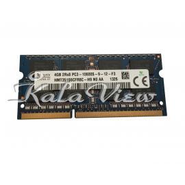 رم لپ تاپ Sk Hynix DDR3( PC3 ) 1333( 10600 ) 4GB
