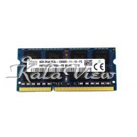رم لپ تاپ SK Hynix DDR3L( PC3L ) 1600( 12800 ) 8GB