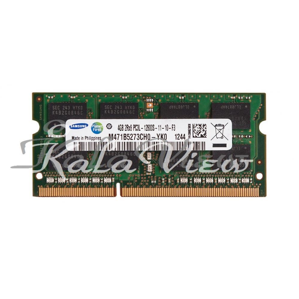 رم لپ تاپ Samsung DDR3L( PC3L ) 1600( 12800 ) 4Gb