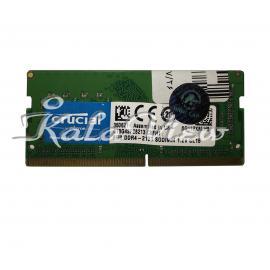 رم لپ تاپ Crucial DDR4( PC4 ) 2133( 17000 ) 8GB Sodimm