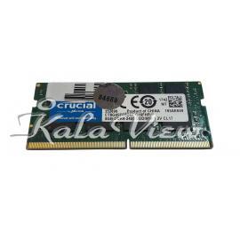 رم لپ تاپ Crucial DDR4( PC4 ) 2400( 19200 ) 8GB CL17