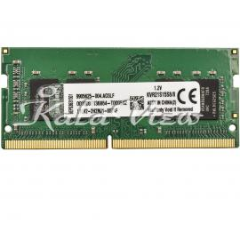 رم لپ تاپ Kingston DDR4( PC4 ) 2133( 17000 ) 8GB CL15