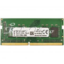 رم لپ تاپ Kingston DDR4( PC4 ) 2400( 19200 ) 8GB CL17