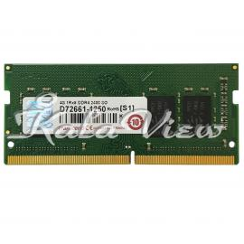 رم لپ تاپ Transcend DDR4( PC4 ) 2400( 19200 ) 4GB Sodimm